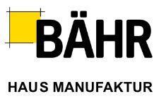 BÄHR HOLZBAU Logo
