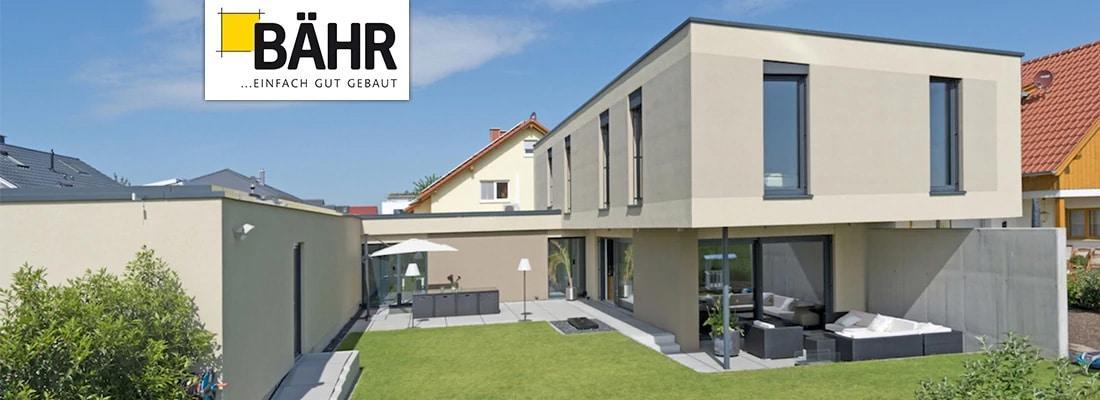 Hausbau Neckargemünd - BÄHR: Holzbau, Anbau, Aufstockung, Objektbau, Zimmerei